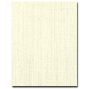 Neenah Paper® Classic Linen Natural White 100 lb. Cover 8.5x11 in. 250 Sheets/Ream