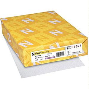 neenah classic laid whitestone 80 lb cover 8 5x11