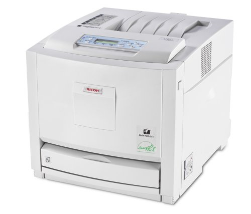 Ricoh Aficio CL3500N Color Laser Printer  - The Ricoh Aficio CL3500N has the speed and paper capacity to be a heavy-duty workhorse printer for a busy small office or workgroup.
