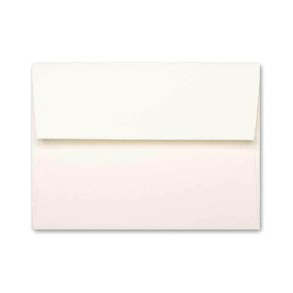 neenah classic natural white linen 70 lb a7 envelopes