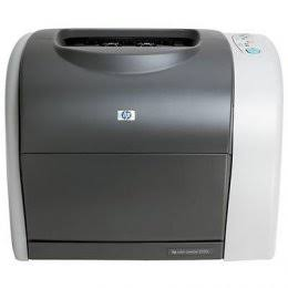 HP Color LaserJet 255OL - In working condition.