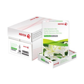 Xerox® Color Xpressions Elite Blue White Ultra Smooth 28 lb. 20.5 x 14.33 - Sku: 3R11777 | 1500 Sheets per Carton