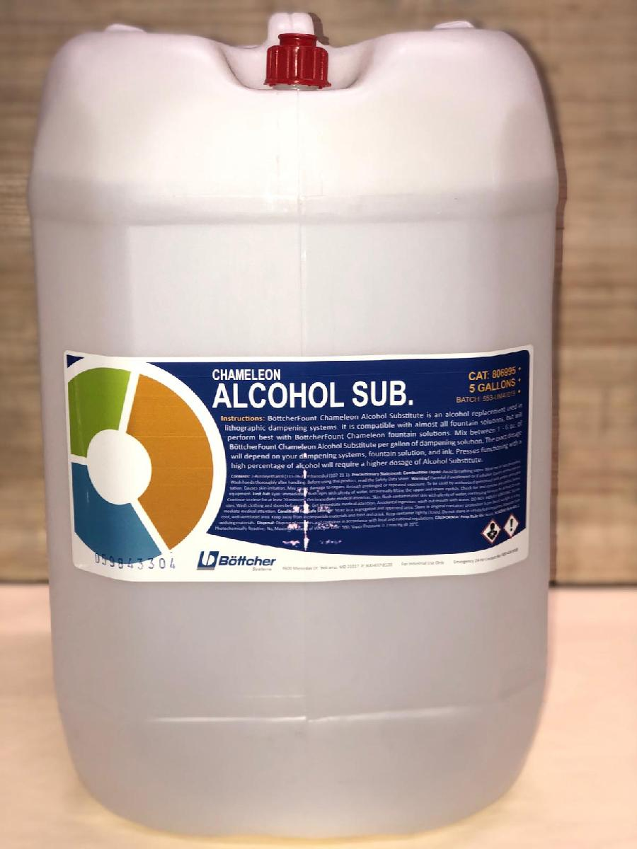 BOTTCHER® Chameleon Alcohol Substitute 5 gallons