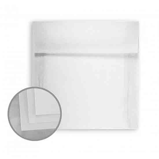 Cromatica® Translucent 27 lb. 6.5 x 6.5 in. Square Booklet
