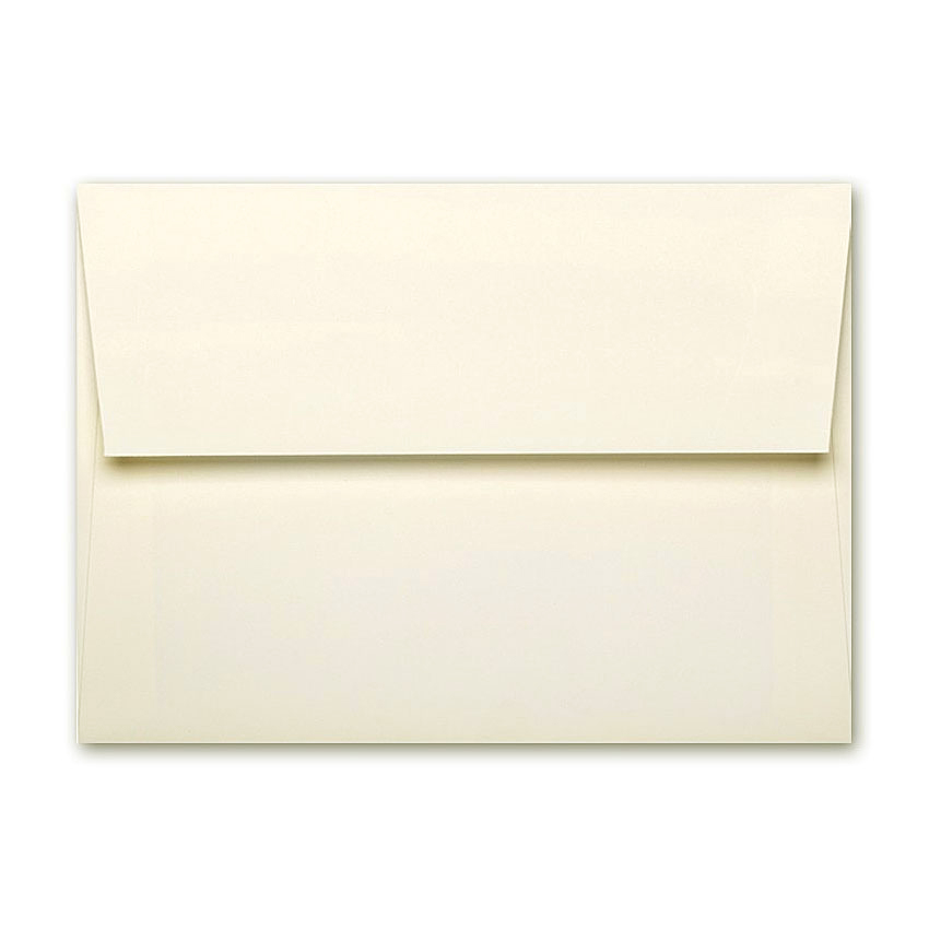 Neenah Paper® Classic Crest Baronial Ivory Smooth 80 lb. - A-7 Envelopes 250 per Box
