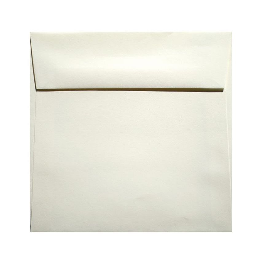 Neenah Paper® Classic Crest Classic Natural White Smooth 70 lb. 6-1/2 Square Envelope 250 Per Box