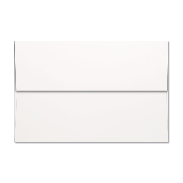 Neenah Paper® Classic Crest Recycled 100 Bright White Smooth 70 lb. A-8 Envelopes 250 per Box - Take 4 Boxes for CARTON Discount + FREE Shipping!