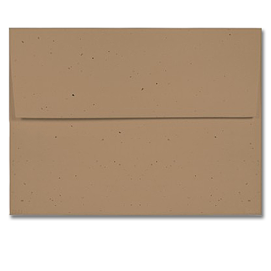 Neenah Paper® Royal Sundance KRAFT Fiber 70# A10 Envelopes 6 x 9 1/2 in. 250 per Box