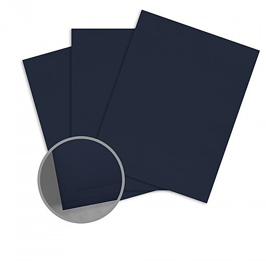 Mohawk Paper® CARNIVAL Deep Blue 80 lb Groove Cover 26x40 in. 400 Sheets per Carton