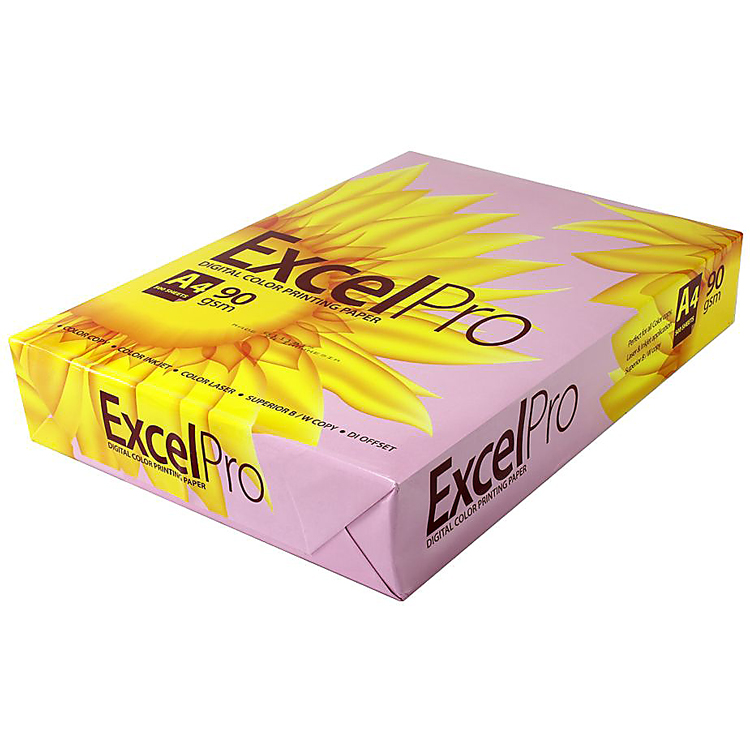 ExcelPro® Digital Color Printing Paper White 80# Smooth Cover 19x13 in. 250 Sheets per Ream