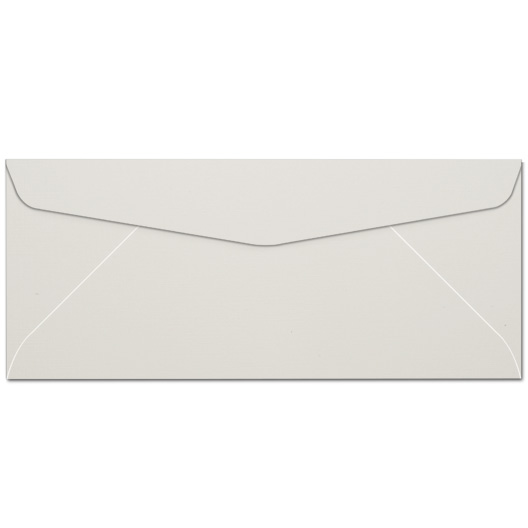 Fraser Papers® Synergy Linen Gray Linen 24 lb. No. 10 Envelope 500 per Box