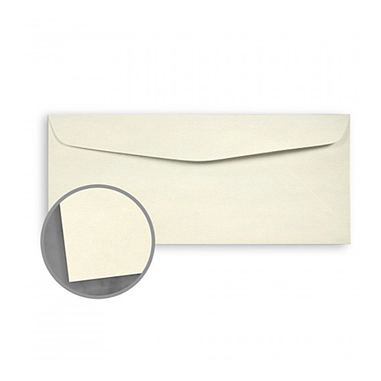 Fraser Paper Passport Gypsum Felt 24 lb. Writing Envelopes No.10 100% Recycled 500 per Box - Sku: 67740 | 500 PER BOX