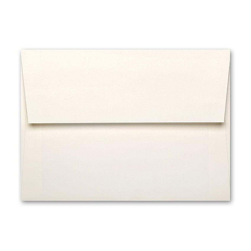Mohawk® Superfine Soft White Smooth 70 lb. Text A-2 Announcement Envelopes 250