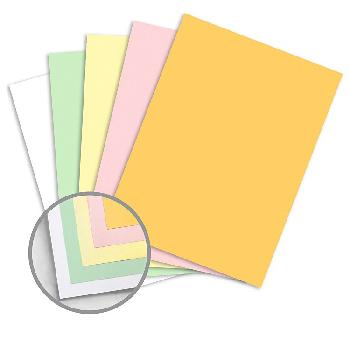 MeadWestvasco Excel Heavyweight Carbonless Paper 5-Part Reverse Pre-Collated 11x17 in. 500 Sheets/100 Sets