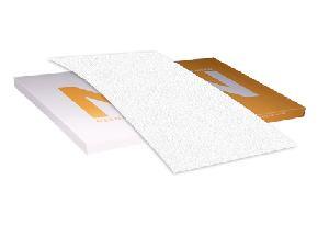 Neenah Paper® Classic Crest Bright White STIPPLE 165 lb. Cover 26x40 in. 200 Sheets