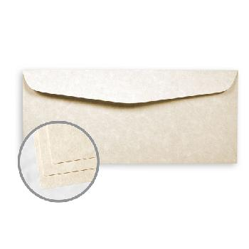 Wausau Paper® Astroparche® Natural Smooth 60 lb. No. 10 Envelopes 500 per Box