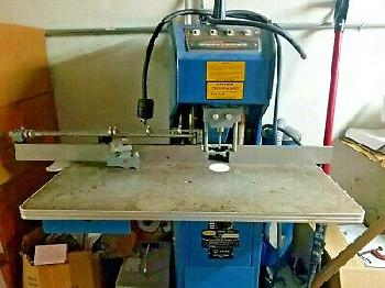 Challenge® RKH Single Spindle Hydraulic Paper Drill