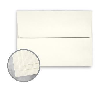 Neenah Paper® Classic Linen Classic Natural White 70 lb. Text A-6 Square Flap Envelopes 250 per Box