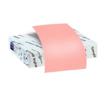 Springhill® Digital Opaque Offset Colors Pink 60 lb. Text 8.5x11 in. 500 Sheets per Ream