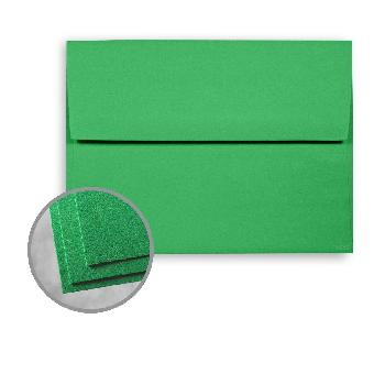 Wausau Paper® Astrobrights Gamma Green Smooth 60# A-2 Announcement Envelopes 250