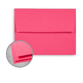 Wausau Paper® Astrobrights Pulsar Pink Smooth 60# A-2 Announcement Envelopes 250