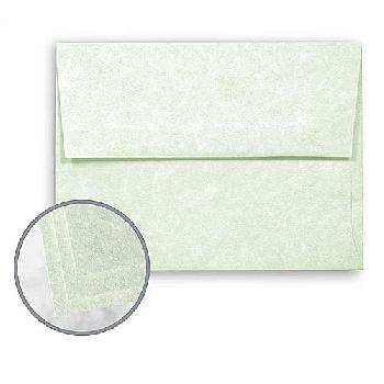 Wausau Paper® Astroparche Green 60# Text A-7 Envelopes 250 per Box