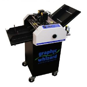 Graphic Wizard GW 6000 Number/Perf/Score/Slit Machine (Gently Used) - Mint Condition!