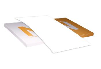 Neenah Papers® UV Ultra II White Smooth Translucent 17 lb. Bond 23x35 in. 500/Ream - Sku: 01256 | 500 SHEETS PER REAM