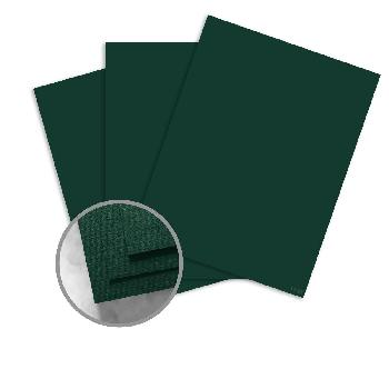 Neenah Paper® Royal Sundance Emerald Green Linen 80 lb. Cover 8.5x11 in. 250 Sheets
